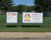 Duck Race Banners