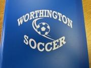 Worthington Soccer Decals