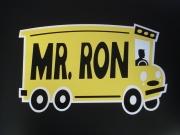 Bus Driver Mr. Ron