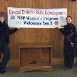 Central Division NSP Women's Banner