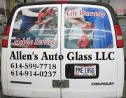 Allens Auto Glass LLC