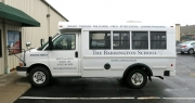 Barrington School Van