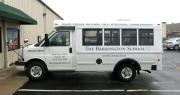 Barrington School Van