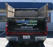 Christal Clean Landscapes Back