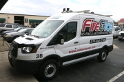 Fire and Ice Van