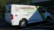 Capital Door Solutions Van