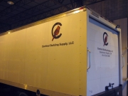 Cardinal Building Supply Truck