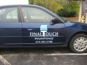 Final Touch Painting Vehicle