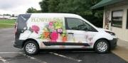 Flowerama 2018 Van