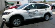 LaBuda Team Vehicle