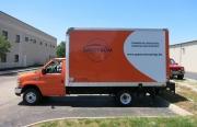 Spectrum Box Truck