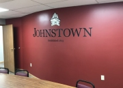 Johnstown Red Wall