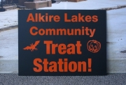 Alkire Lakes Treat Station