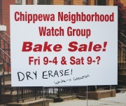 Chippewa Neighborhood Watch