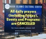 Noor Prayers Cancelled