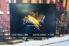 Enthroned H20 Church
