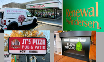 Outdoor & Indoor Signs